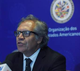 Demand that OAS Secretary-General Luis Almagro resign now! – Sign Code Pink's Petition